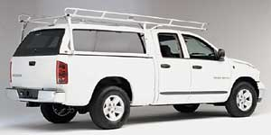Camper Shell Racks, Cap Racks, Topper Racks