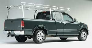 Hauler Aluminum Truck Racks, truck racks, ladder racks, pickup truck racks, econo racks, commercial racks, pick up racks