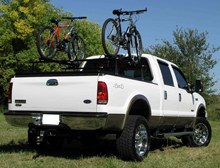 STR Tonneau Rack with Bike Carriers