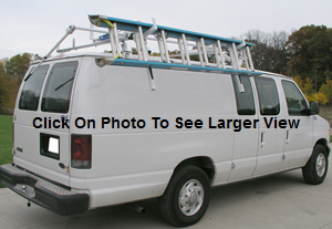 Drop Down Ladder Rack Accessory